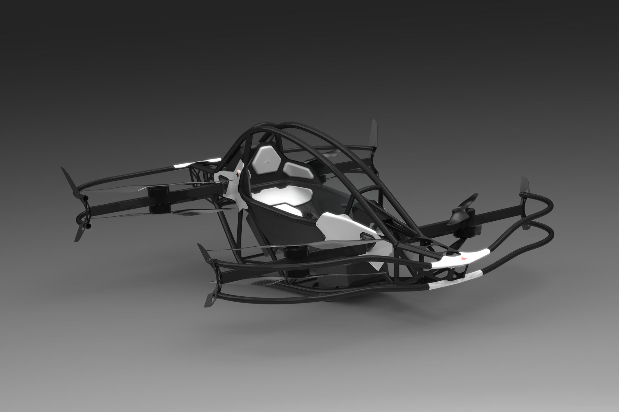 Jetson ONE eVTOL aircraft.