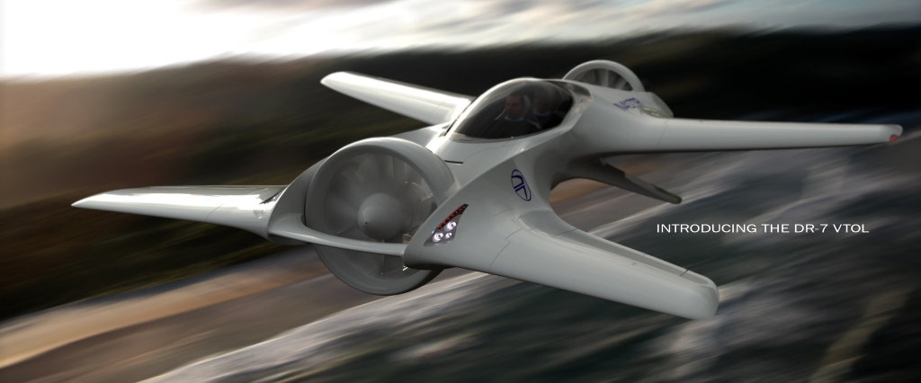 DeLorean Aerospace DR-7