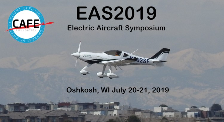 Electric Aircraft Symposium 2019 Synopsis