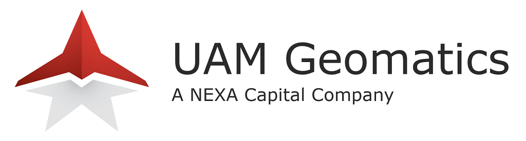 UAM Geomatics Nexa Logo - VFS NEXA Press Release 2020-07-15