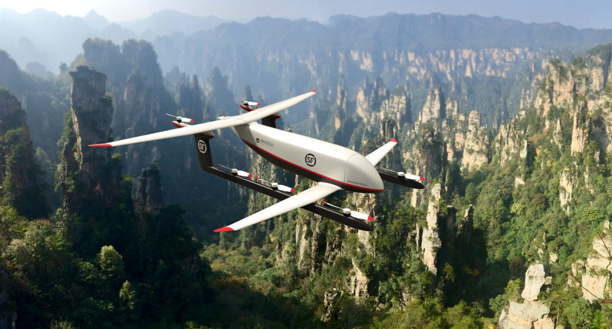 Pipistrel to Deliver in China