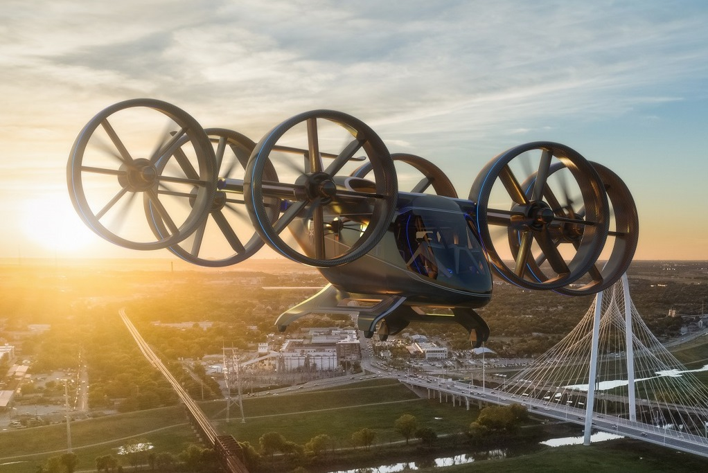 VFS Panel on eVTOL at Heli-Expo 2019