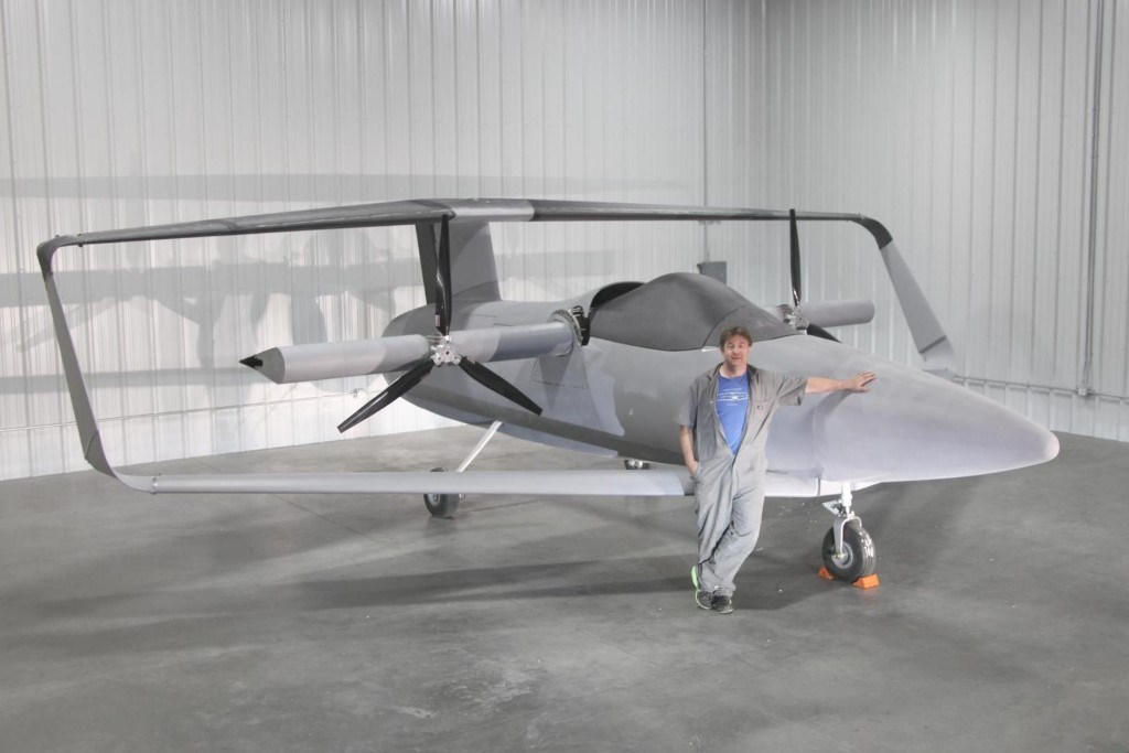 Elytron – Bringing Back the Convertiplane