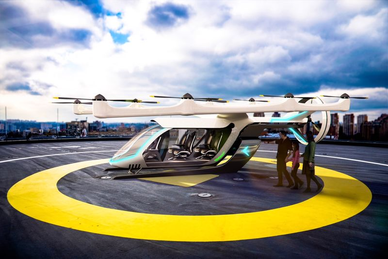 CES 2019 Panel: Flying Taxis