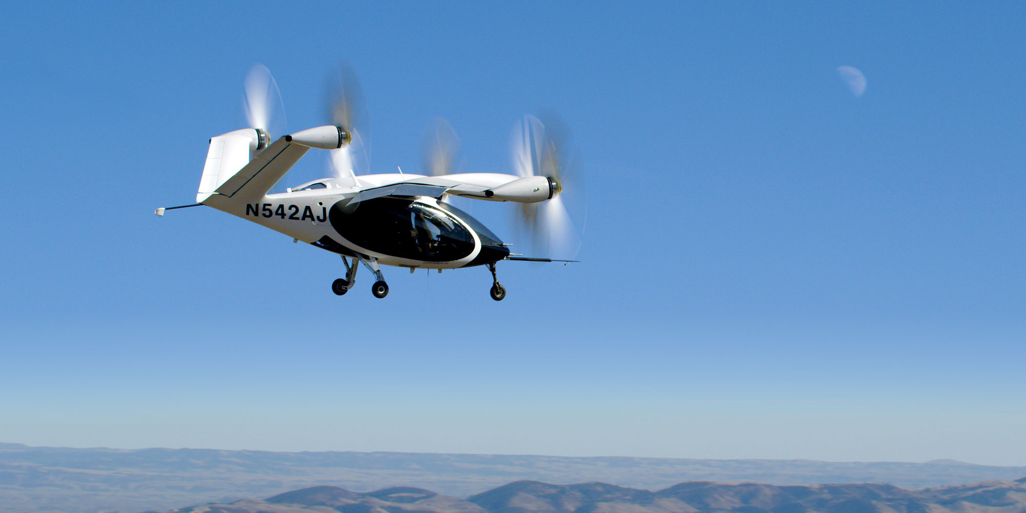US Air Force Primes the eVTOL Industry