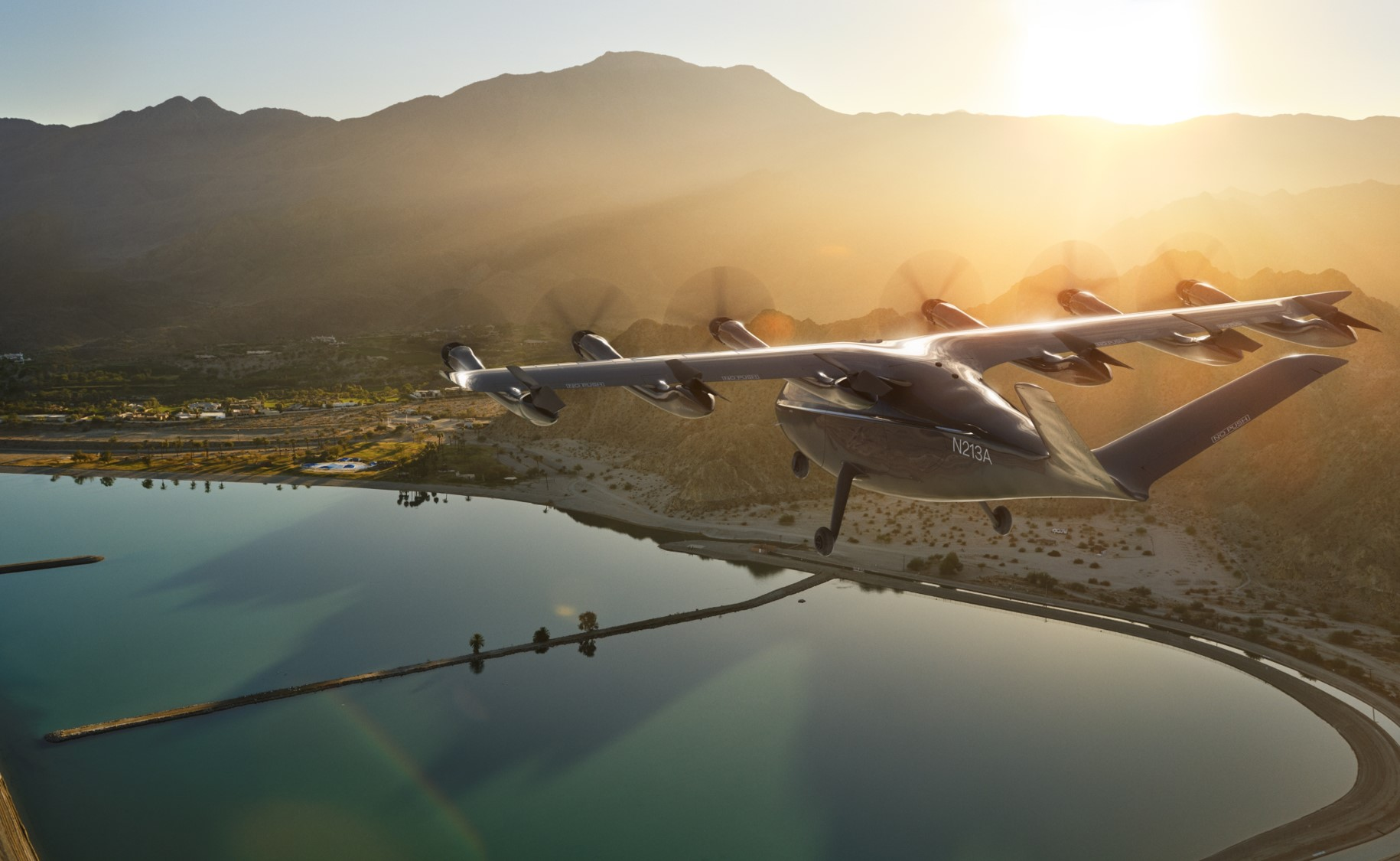 SPACtacular Financing: Billions Coming for eVTOL
