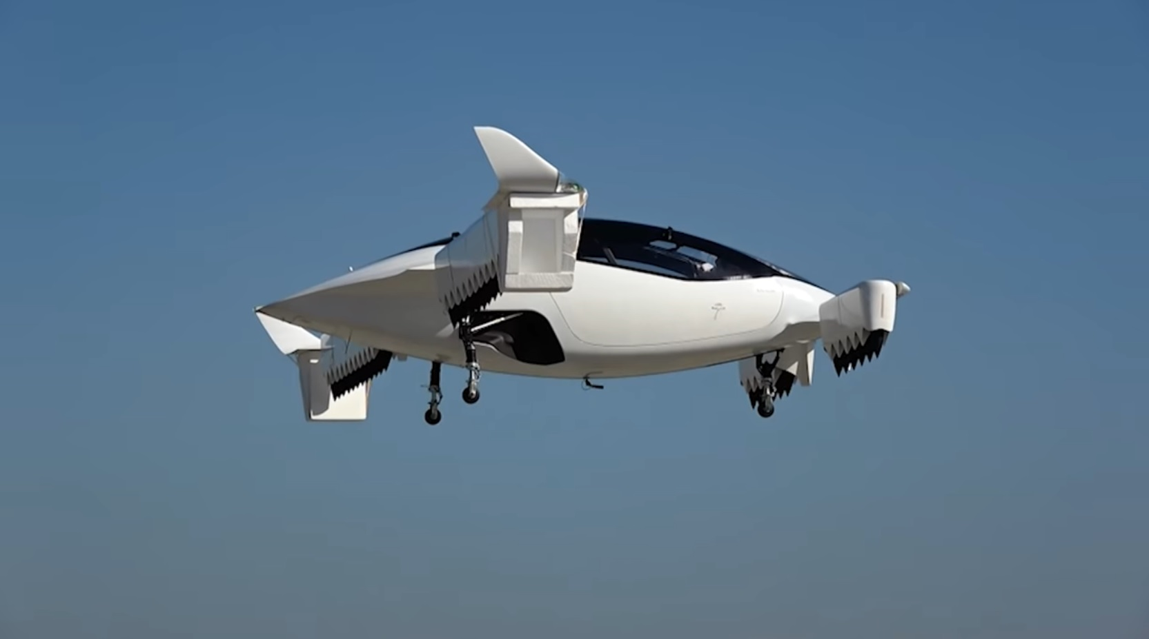 Lilium Flies Five-Seat Prototype