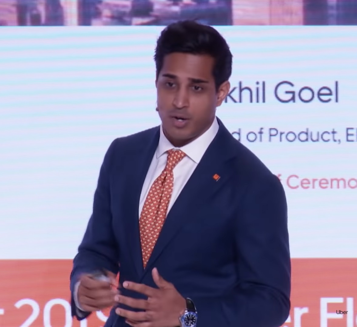 Nikhil Goel - co-founder Uber Elevate