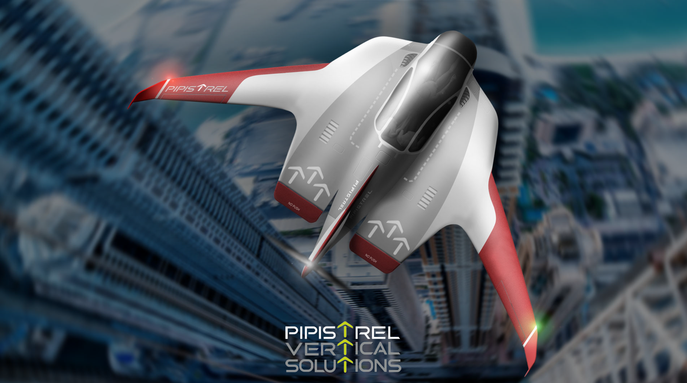Pipistrel eVTOL News
