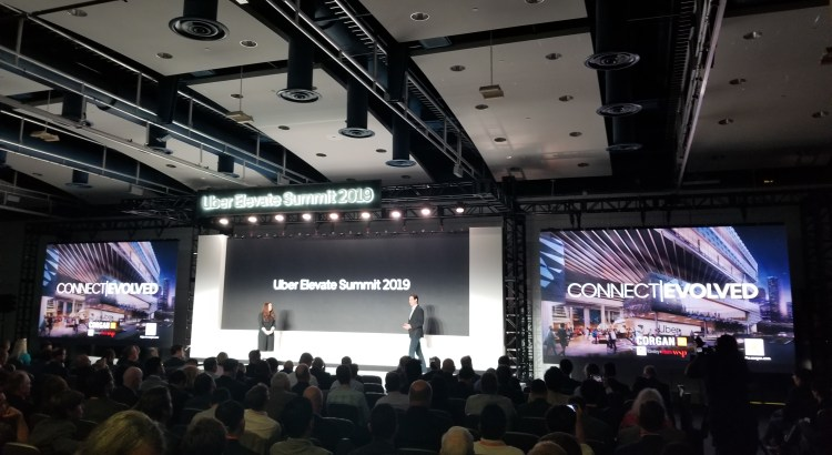 Uber Elevate Summit 2019 Agenda