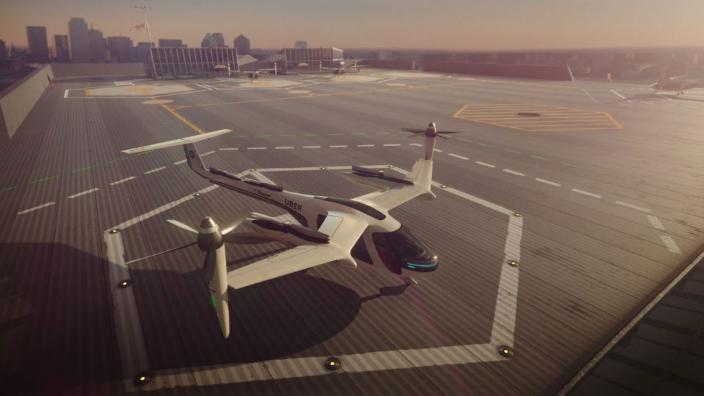 EASA and FAA Consider eVTOL