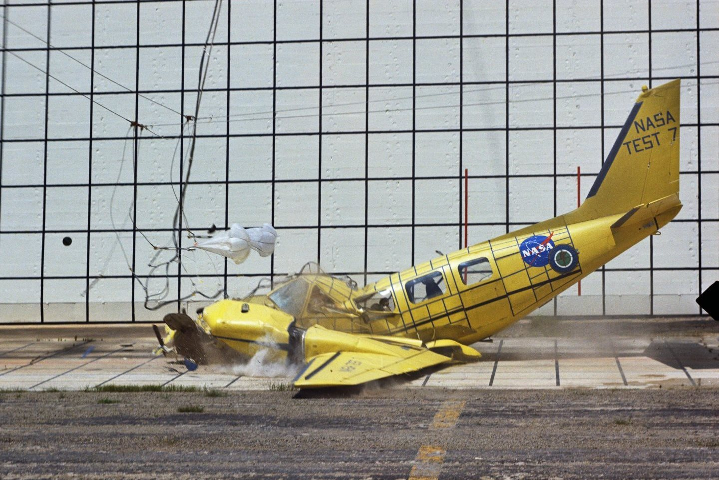 NASA & FAA Push Crashworthiness