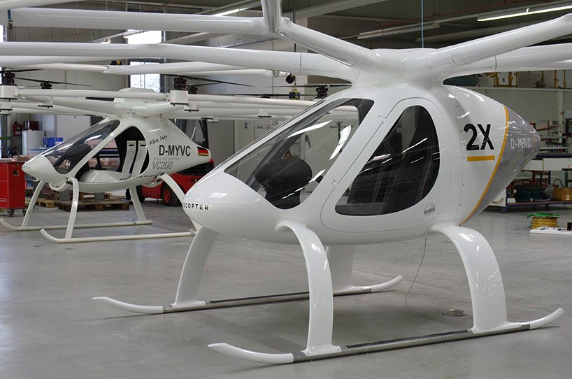 e-volo's 2X Ready for Production