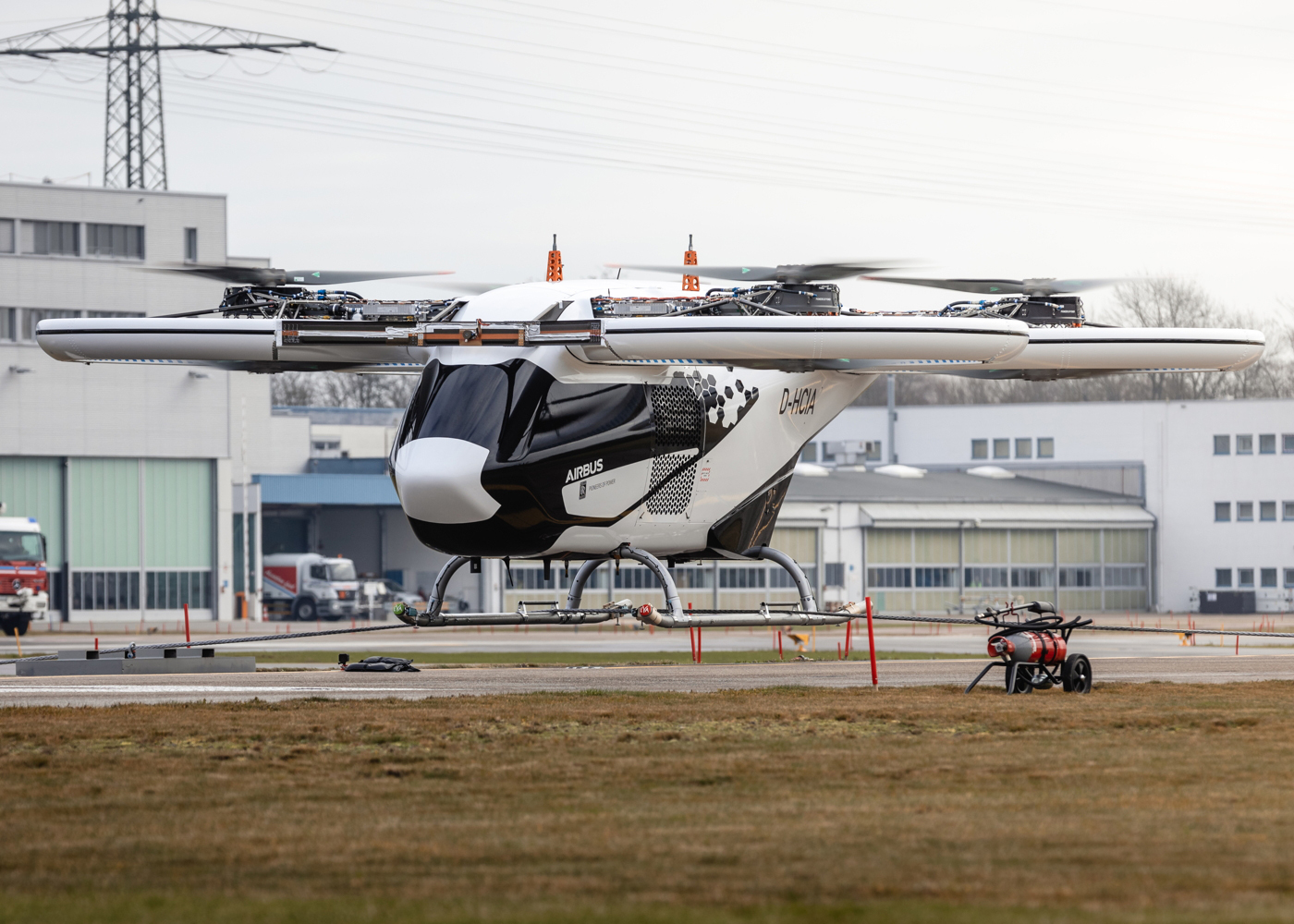Airbus Reaffirms eVTOL Commitment